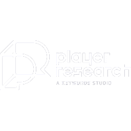 Player Research logo